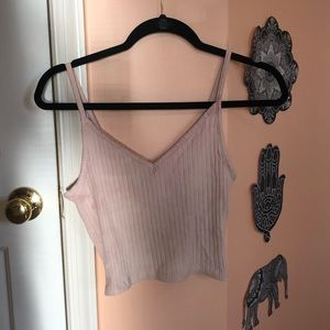 TANK CROPPED TOP